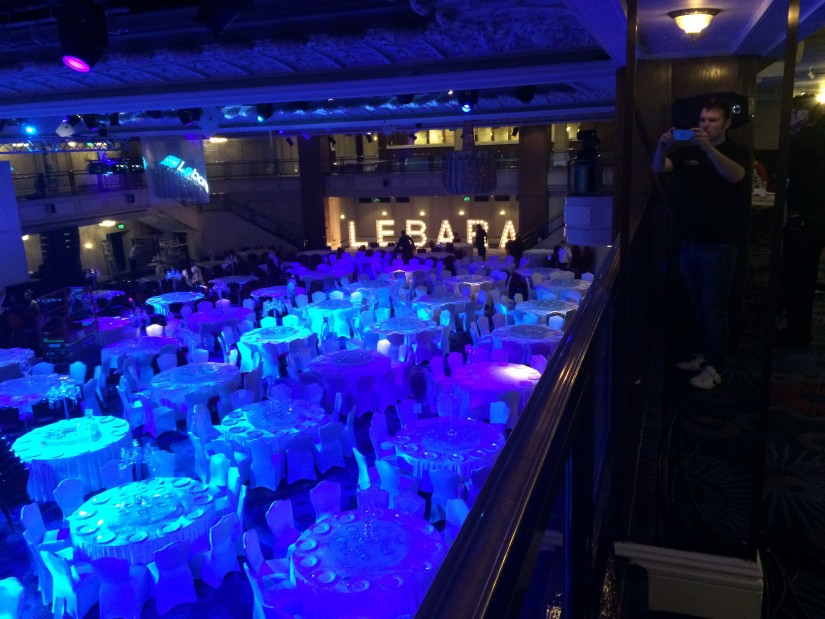 Lighting up London with Lebara Mobile